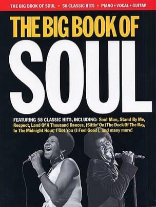 - The Big Book of Soul - Sheet Music - di-arezzo.co.uk