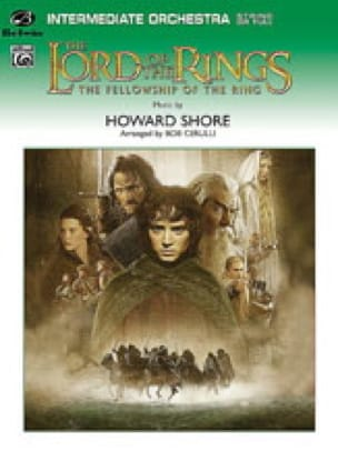 Howard Shore - The Lord of the Rings - The Fellowship of the Ring - Partition - di-arezzo.fr