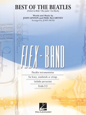 Best of the Beatles - FlexBand BEATLES Partition laflutedepan