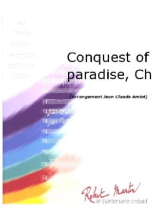 Conquest of Paradise Vangelis Partition ENSEMBLES - laflutedepan