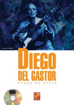 Diego del Gastor - Etude de Style - laflutedepan.com