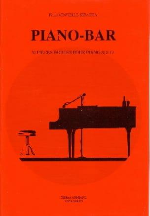 Pierre Minvielle-Sebastia - Piano Bar - 20 Easy Pieces - Partition - di-arezzo.co.uk