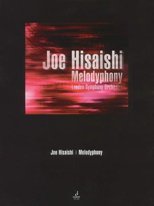 Joe Hisaishi - Melodyphony - Sheet Music - di-arezzo.co.uk