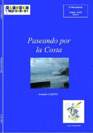 Armando Lorente - Paseando Por la Costa - Partition - di-arezzo.fr