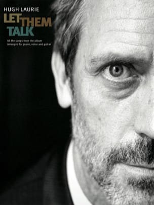 Hugh Laurie - Let Them Talk - Sheet Music - di-arezzo.co.uk