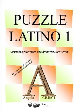Angelo Crisci - Rompecabezas Latino 1 - Partitura - di-arezzo.es