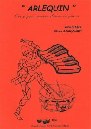 Coura Yvon / Jacquemin Claire - Harlequin - Sheet Music - di-arezzo.co.uk