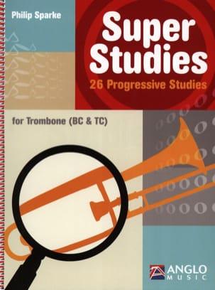 Philip Sparke - Súper estudios: 26 estudios progresivos - Partitura - di-arezzo.es