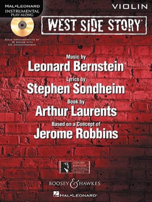 Leonard Bernstein - West side story - Instrumental play-along - Sheet Music - di-arezzo.co.uk