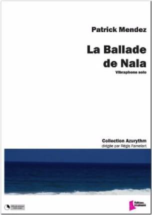 La Ballade de nala - Patrick Mendez - Partition - laflutedepan.com