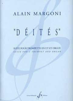 Alain Margoni - Déités - Partition - di-arezzo.fr