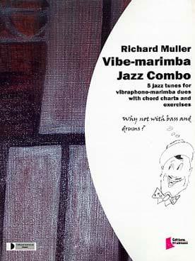 Vibe-Marimba Jazz Combo - Why Not With Bass and Drums ? - laflutedepan.com