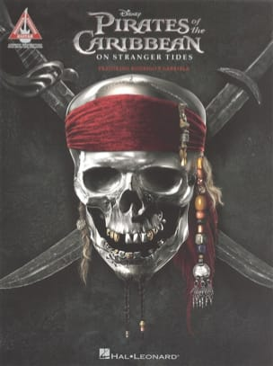 Hans Zimmer - Pirates of the Caribbean 4 - The Fountain of Youth - Sheet Music - di-arezzo.co.uk