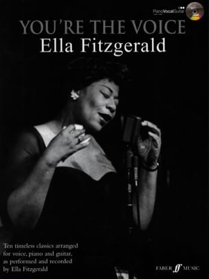 You're The Voice Ella Fitzgerald Partition Jazz - laflutedepan