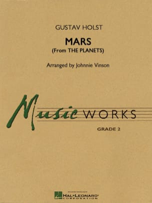 Mars (from The Planets) - Gustav Holst - Partition - laflutedepan.com
