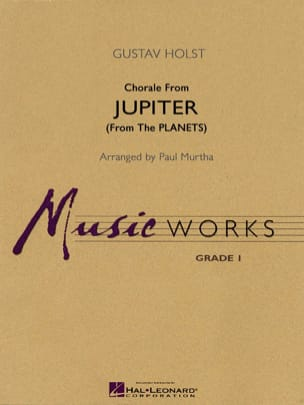 Chorale from Jupiter from The Planets Gustav Holst laflutedepan
