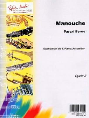 Pascal Berne - Manouche - Partition - di-arezzo.com
