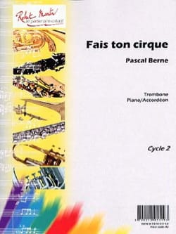 Pascal Berne - Do Your Circus - Sheet Music - di-arezzo.co.uk