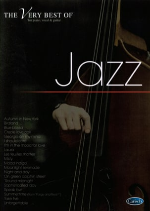 - The very best of jazz - Partition - di-arezzo.fr