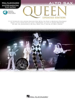 Queen - Queen - Instrumental play-along - Partition - di-arezzo.fr