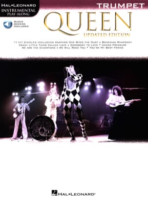 Queen - Updated Edition - Trumpet - Sheet Music - di-arezzo.com