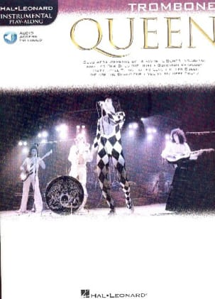 Queen - Updated Edition Queen Partition Trombone - laflutedepan