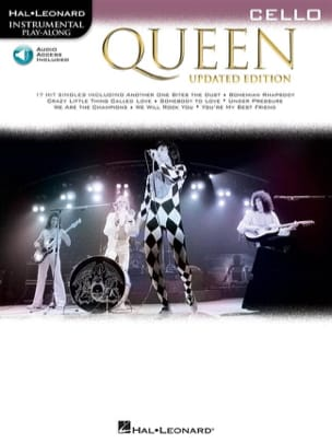 Queen - Updated Edition Queen Partition Violoncelle - laflutedepan