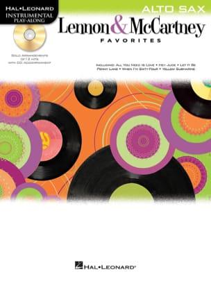 BEATLES - Lennon - McCartney's favorites - Instrumental play-along - Sheet Music - di-arezzo.co.uk