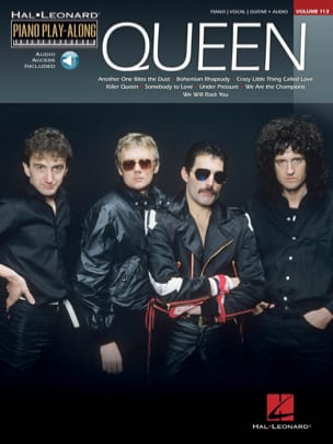 Queen - Piano Play-Along Volume 113 - Sheet Music - di-arezzo.com