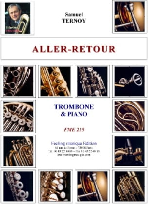 Samuel Ternoy - Aller-Retour - Partition - di-arezzo.fr