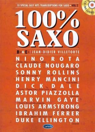 - 100% sax volume 2 - Sheet Music - di-arezzo.com
