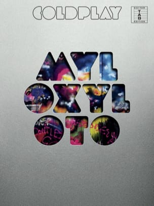 Coldplay - Mylo Xyloto - Sheet Music - di-arezzo.com