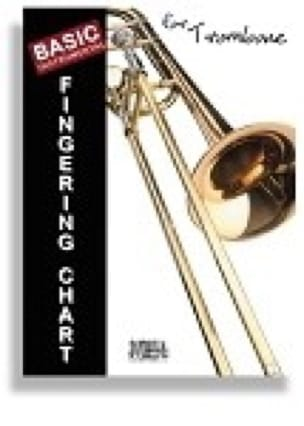 Basic Fingering Chart for Trombone Partition Trombone - laflutedepan