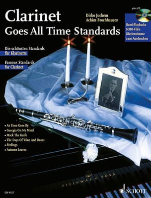 Clarinet Goes All Time Standards - Partition - laflutedepan.com