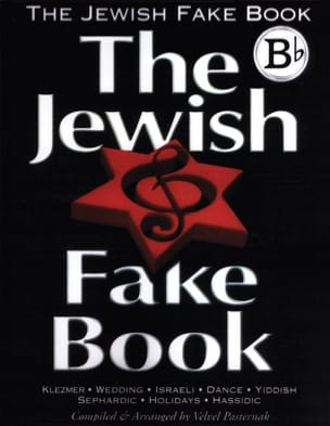 The Jewish Fake Book - Bb Edition - Partition - laflutedepan.com
