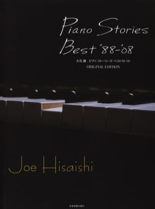 Joe Hisaishi - Piano Stories Best '88 -'08 - Original Edition - Partition - di-arezzo.com