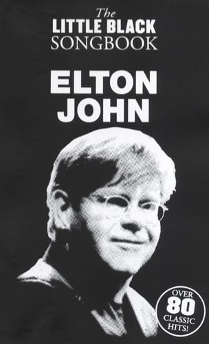 Elton John - The Little Black Songbook - Sheet Music - di-arezzo.co.uk