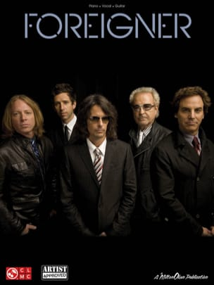 The Collection - Foreigner - Partition - Pop / Rock - laflutedepan.com