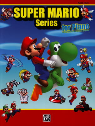 Musique de Jeux Vidéo - Super Mario Series for Piano - Sheet Music - di-arezzo.co.uk