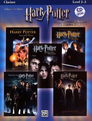 - Harry Potter Instrumental Solos (Movies 1-5) - Partition - di-arezzo.fr