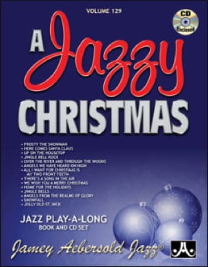 METHODE AEBERSOLD - Volume 129 - A Jazzy Christmas - Sheet Music - di-arezzo.co.uk
