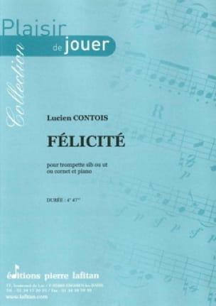 Lucien Contois - Félicité - Partition - di-arezzo.fr