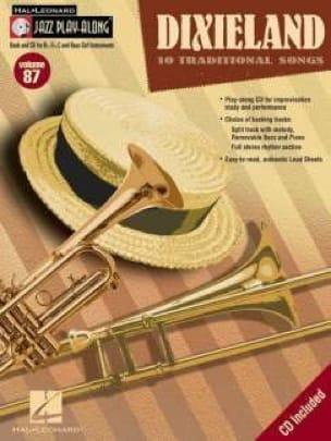 Jazz play-along volume 87 - Dixieland Partition Jazz - laflutedepan