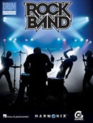 - Rock Band - Drum Recorded Versions - Sheet Music - di-arezzo.com