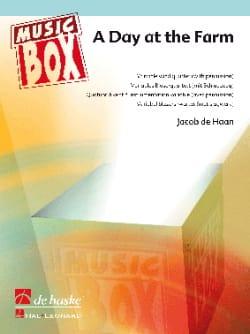 Jacob de Haan - A Day At The Farm - Music Box - Sheet Music - di-arezzo.com
