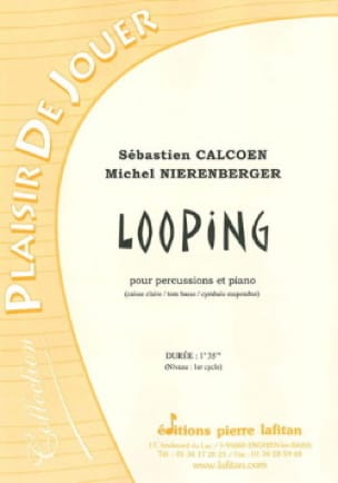 Sébastien Calcoen - Looping - Partition - di-arezzo.fr