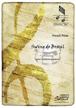 Swing do Brazil Franck Filosa Partition Batterie - laflutedepan