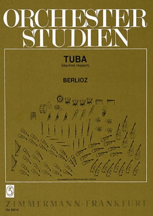 BERLIOZ - Orchester Studien - Sheet Music - di-arezzo.co.uk