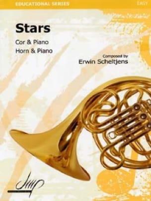 Stars Erwin Scheltjens Partition Cor - laflutedepan