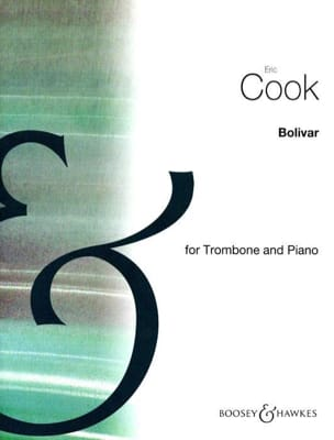 Bolivar Eric Cook Partition Trombone - laflutedepan